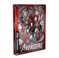 [BE33]**Mondo X Steelbook** The Avengers Blu-ray - Standard Edition (2D)