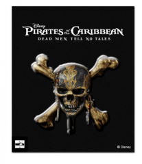 PIRATES OF THE CARIBBEAN  Epoxy Pin