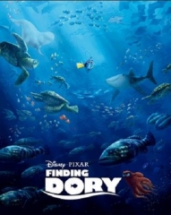 [BE38]Finding Dory 3D Blu-ray Lenticular Edition