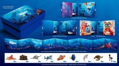 [BE38]Finding Dory 3D Blu-ray One Set